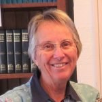 Photo of Rev Margaret Middleton