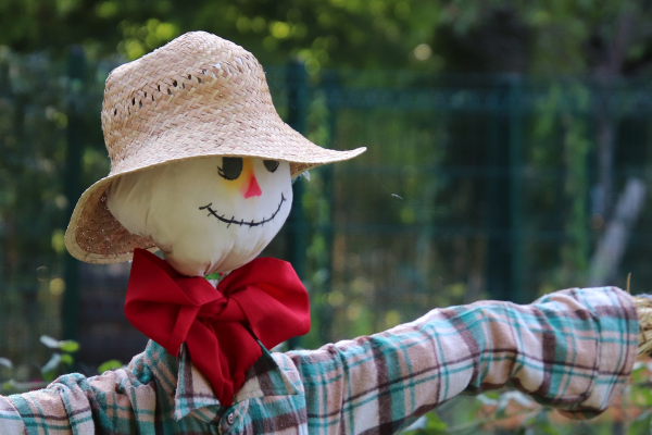 Tile image for Spring Scarecrow Festival