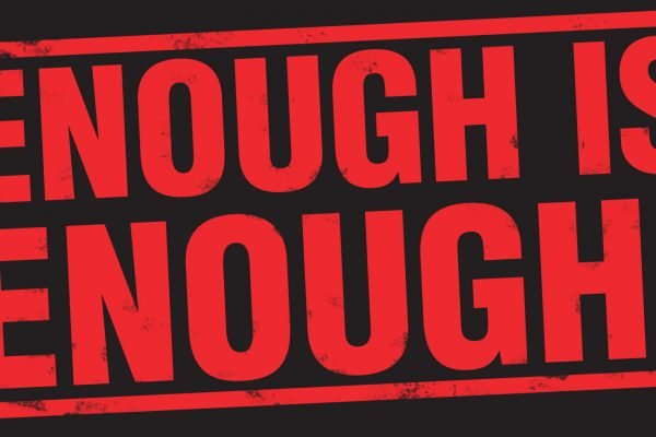 Tile image for Enough is Enough!!